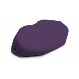Фиолетовая вельветовая подушка для любви Liberator Retail Arche Wedge